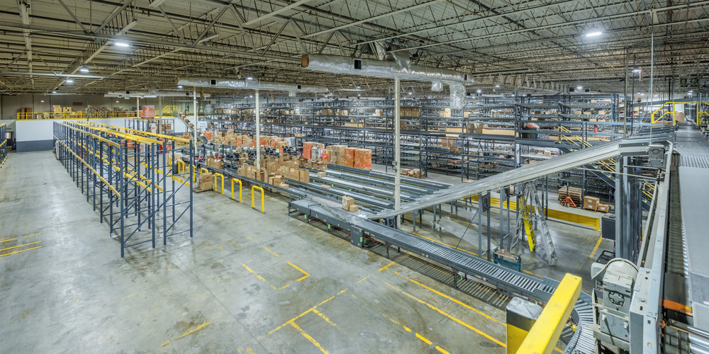 Institutional Distribution Facility - Charlotte, NC