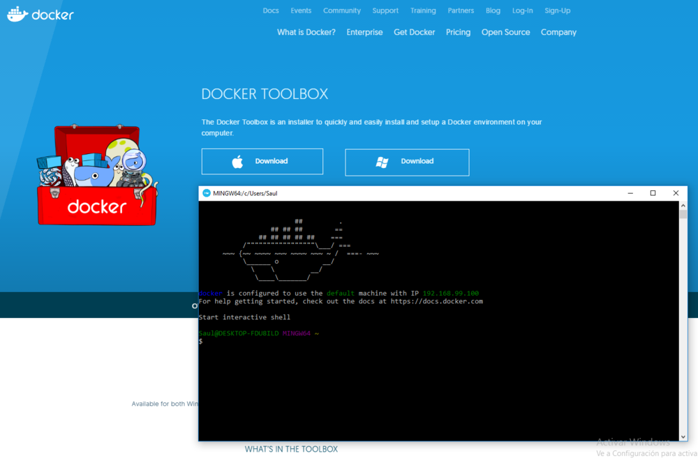 Tutorial: Installing Docker — Hatari Labs