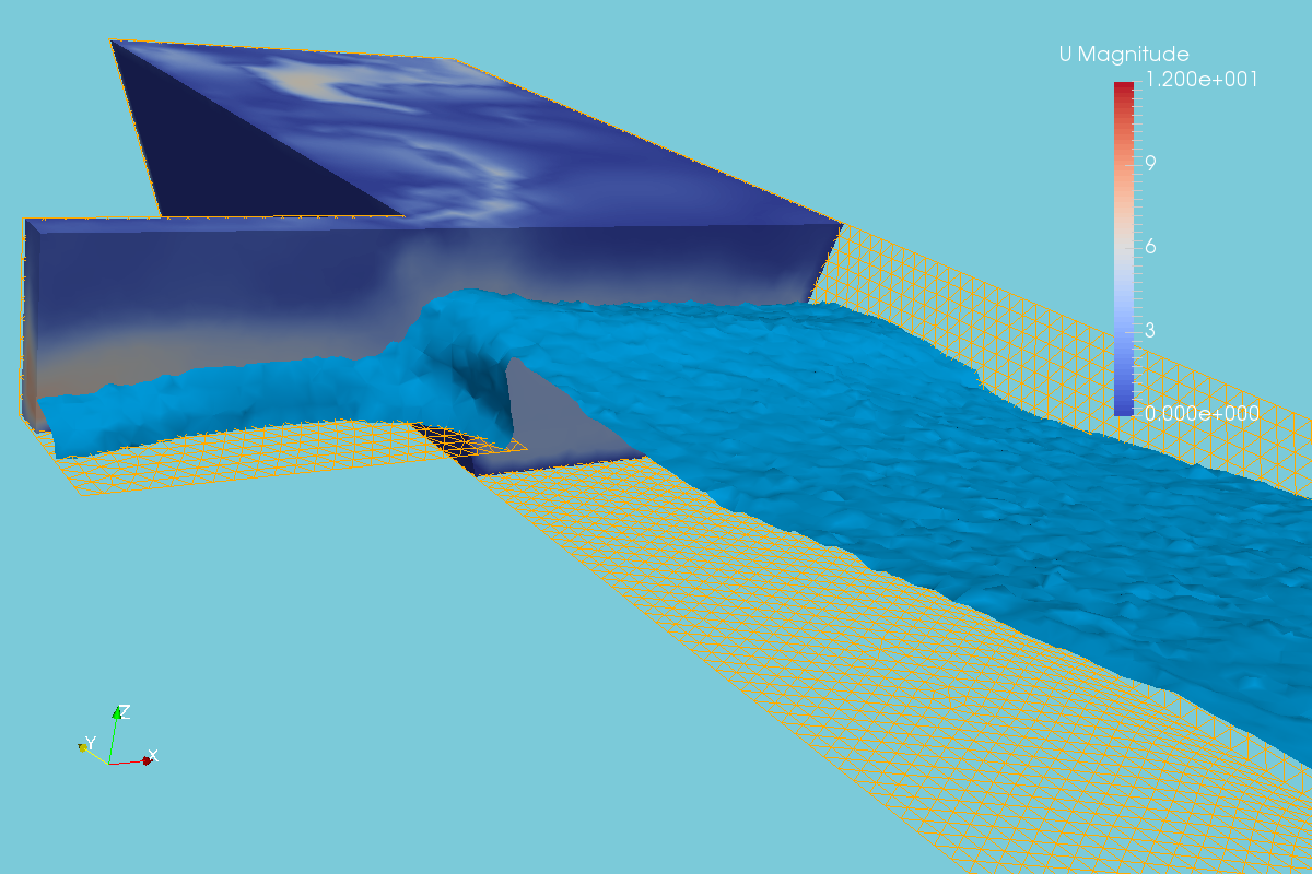 Tutorial: Intake Channel Design with OpenFOAM and Salome — Hatari Labs