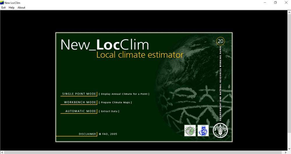 new locclim