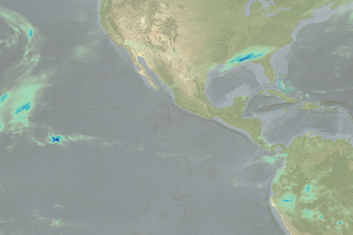 Direct NASA IMERG precipitation images download in QGIS3