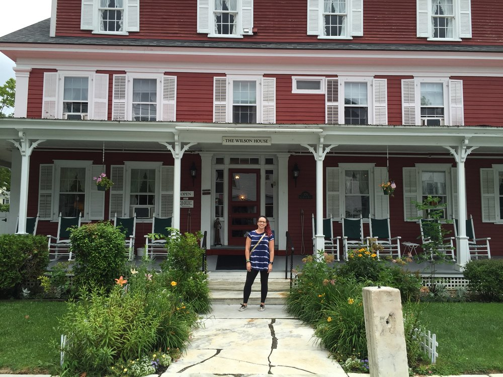 Bill Wilson's House AA