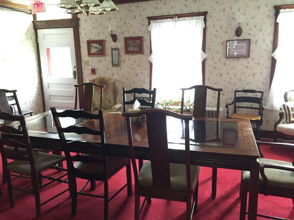 Bill Wilson's House Vermont