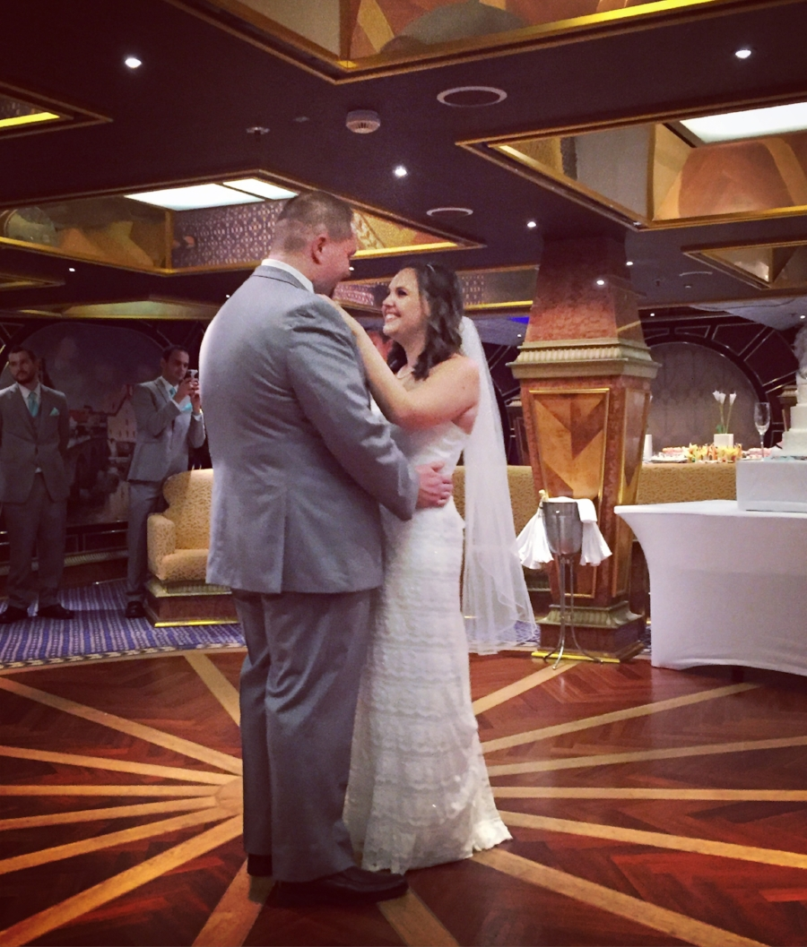 Christina and alex's wedding