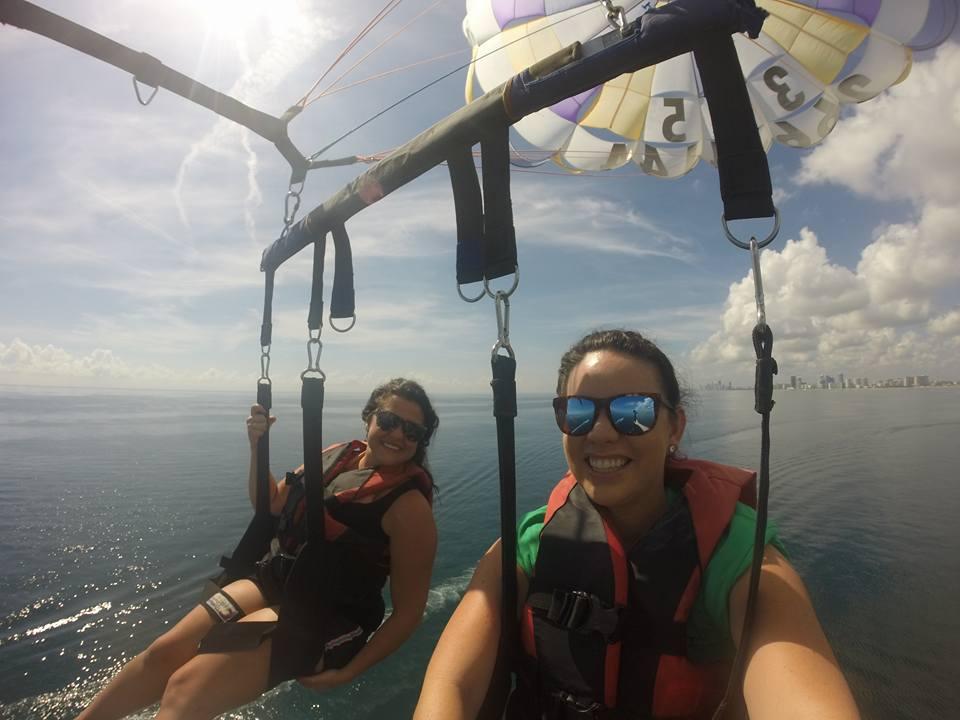 Parasailing ICYPAA Miami Beach