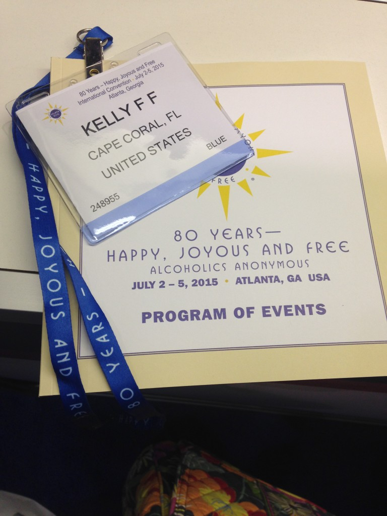 AA international conference 2015 badges