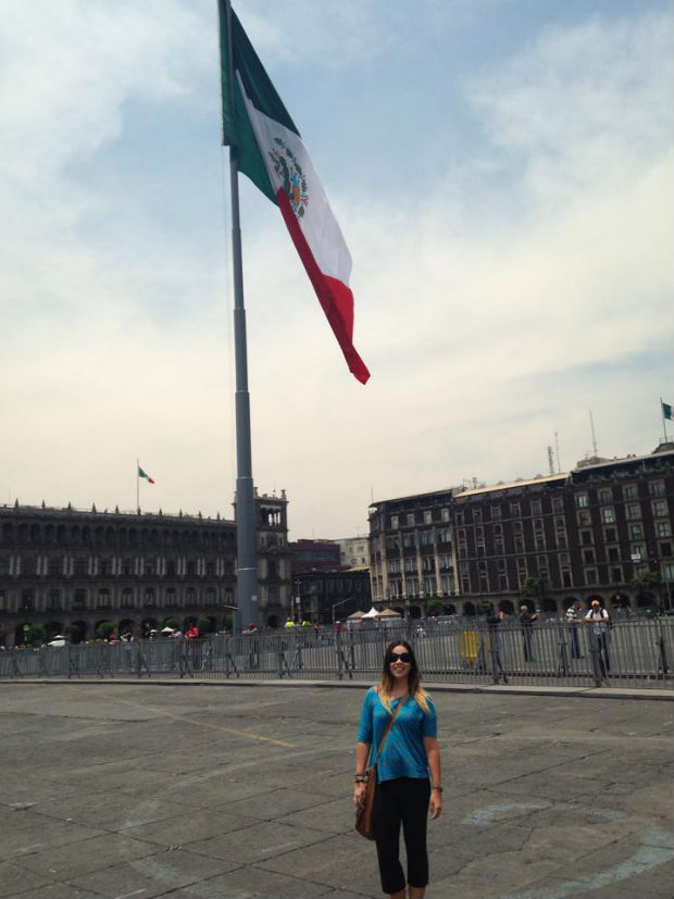 Historic Mexico City Zocalo