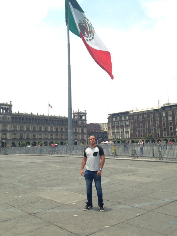 Mexico City historic center