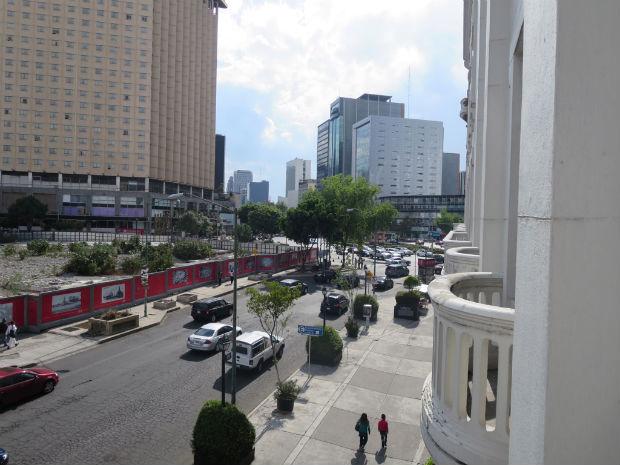 Mexico City Paseo de la Reforma Hotel Imperial