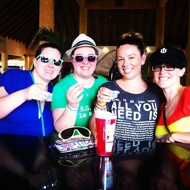 The last weekend I ever drank. May 2013 in Punta Cana.