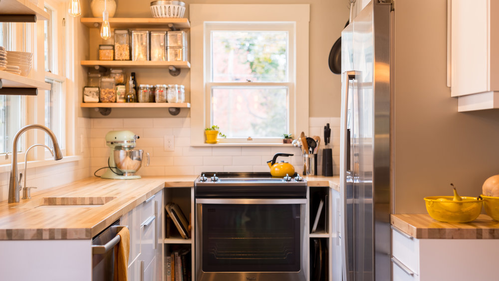 Kitchen Remodel - Downtown   Colorado Springs
