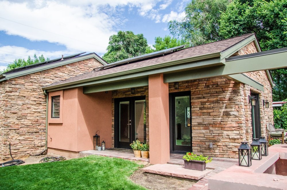 Detached Garage and Studio - Downtown   Colorado Springs