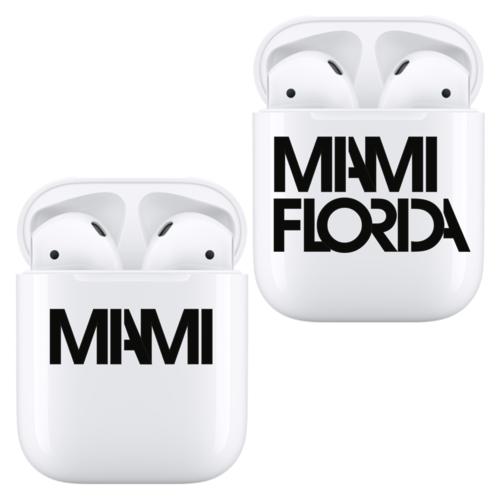 Miami FL Decal Air Vinyl Design - Custom vinyl decals miami