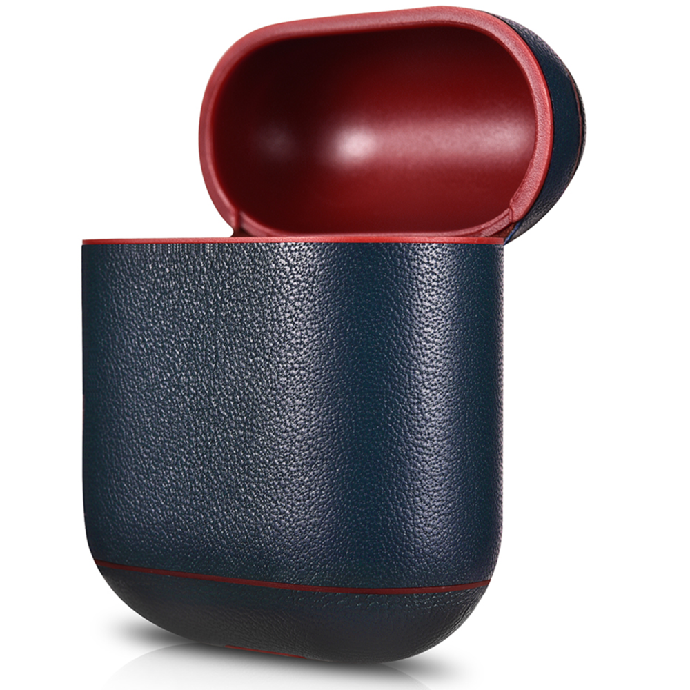 leather-airpod-case-navy-red-air-vinyl-design