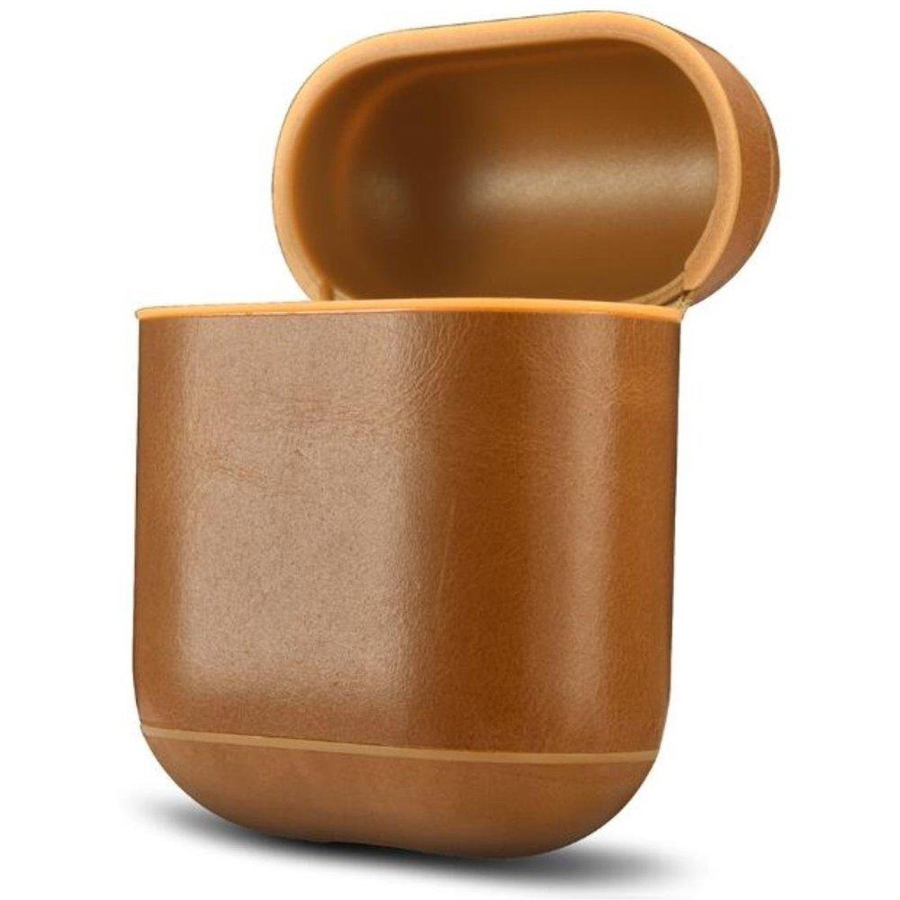 leather-airpod-case-light-brown-air-vinyl-design