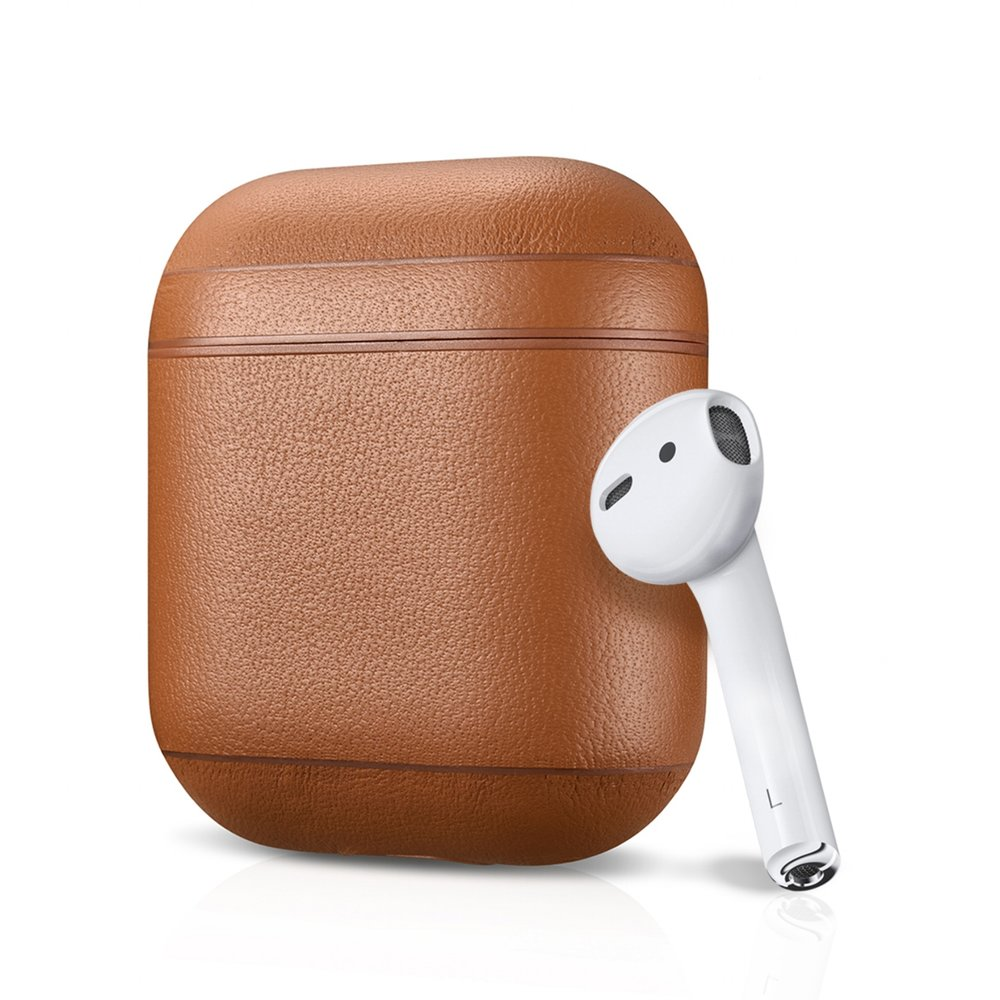 leather-airpod-case-saddle-brown-classic-series-air-vinyl-design