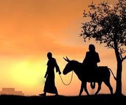 On the way to Bethlehem.