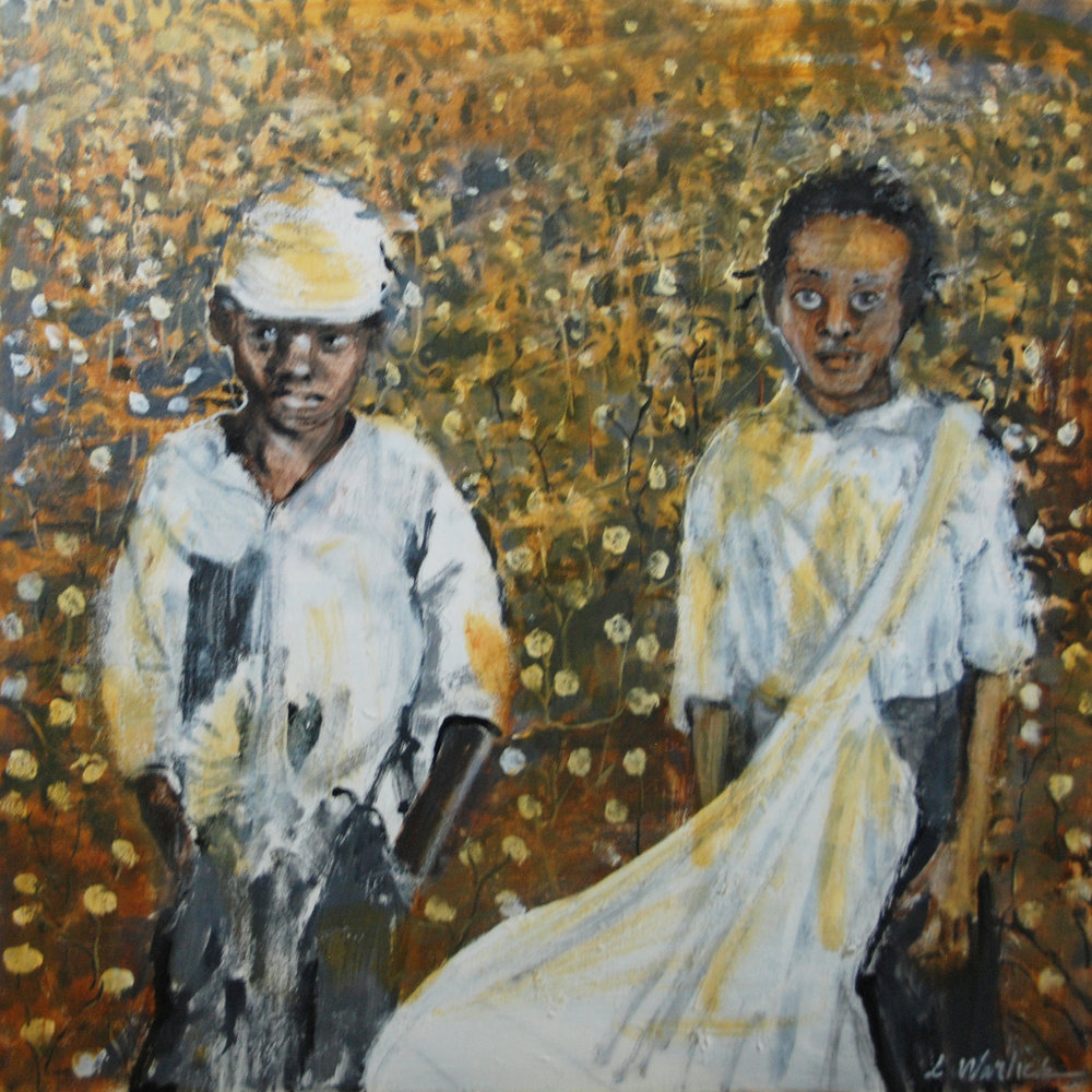 """Little Cotton Pickers"""