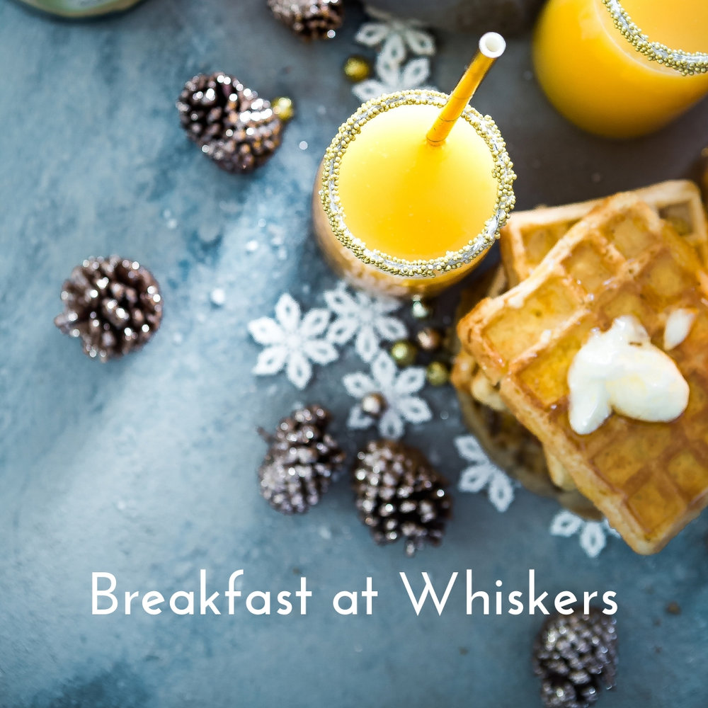 While not precisely lines you could quote for their pithy or witty quality,  Breakfast at Whiskers  is all about idioms with which we pepper our everyday language. And, you guessed it, each idiom has to do with breakfast food.