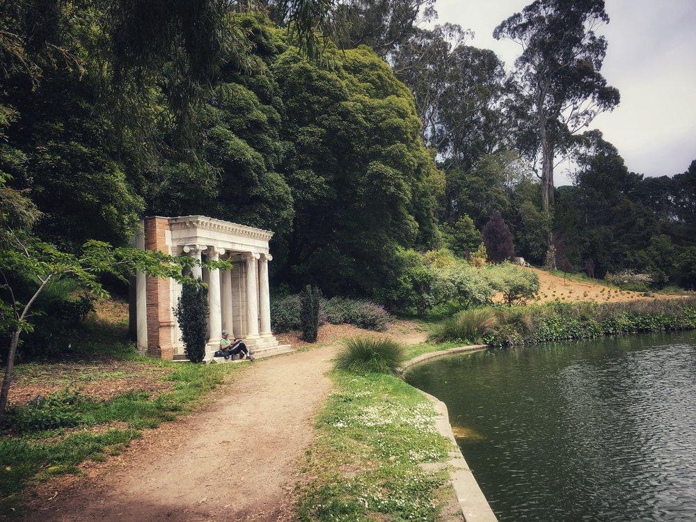 Portals of the Past at Lloyd Lake