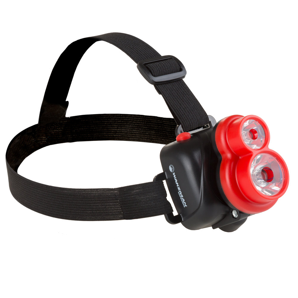 120 Lumen 2 LED Headlamp