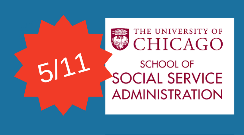 Using Data Visualization to Boost Your Organization's Fundraising - Friday, May 11, 2018, 9:00am to 12:00pm at the School of Social Service Administration, 969 E 60th Street, Chicago, IL.
