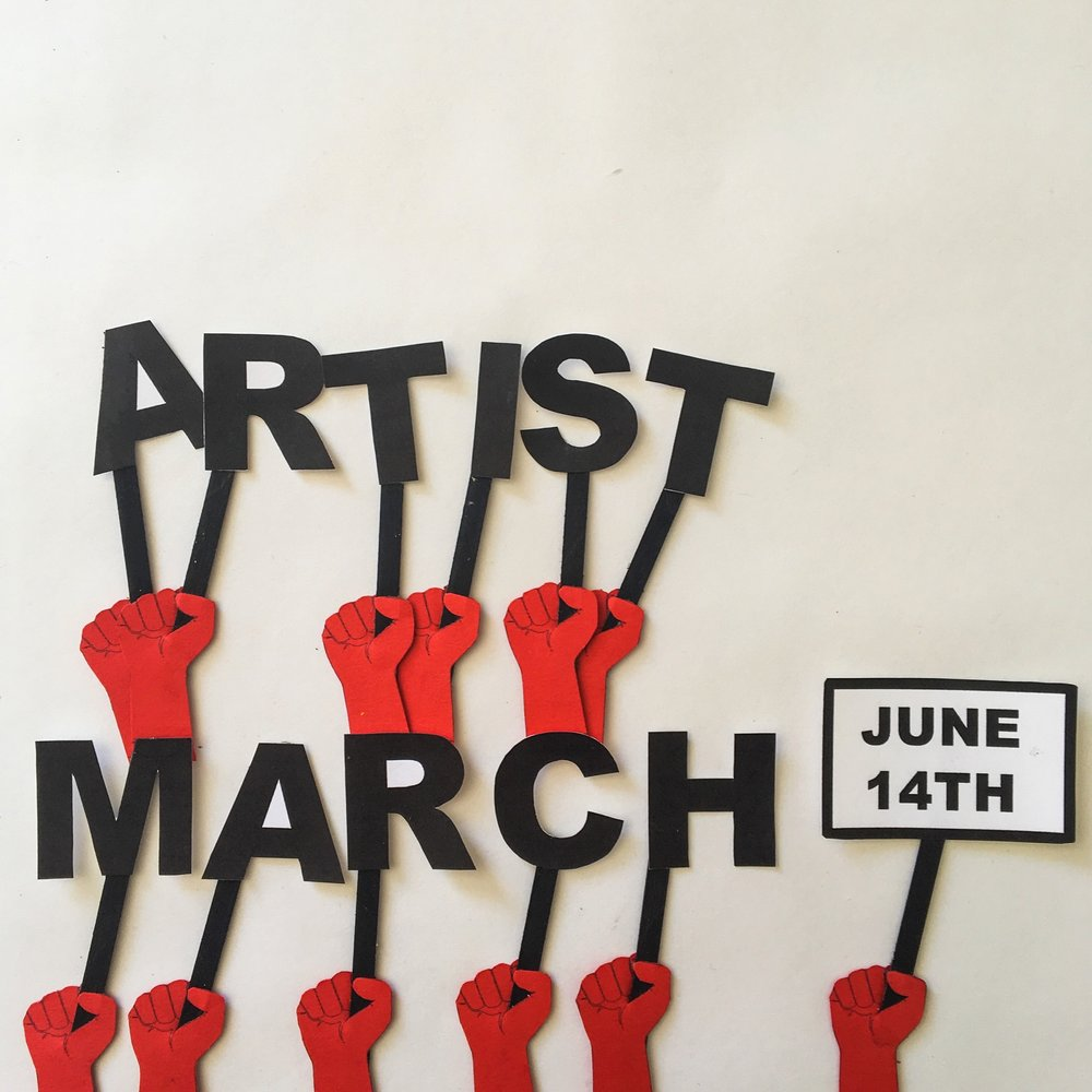Artist_March_Paper_Letters:Fists.JPG