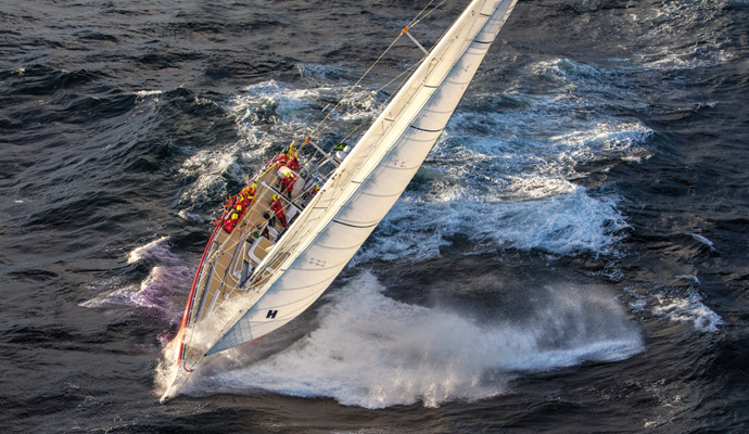 Clipper Round the World - Clipper 70 - Boat