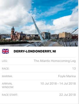 DerryLondonderry (Ireland)