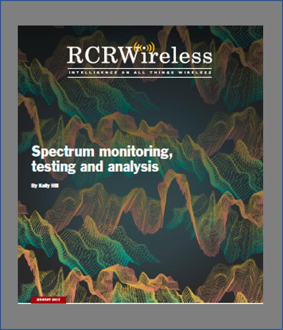 RCR Wireless Report Issued August 2017