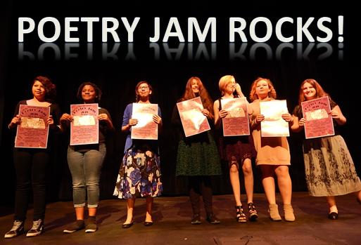 Poetry Jam Rocks!