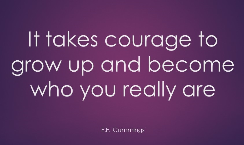 Image - Courage quote