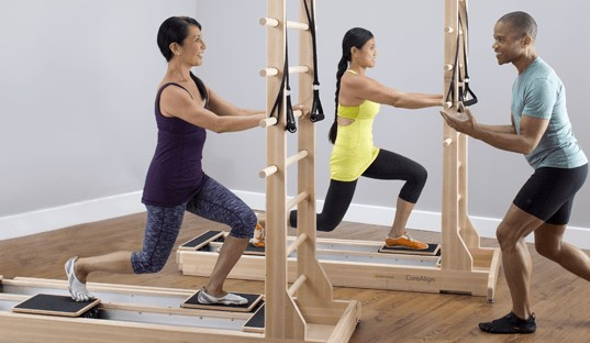 CoreAlign. Image from Pilates.com