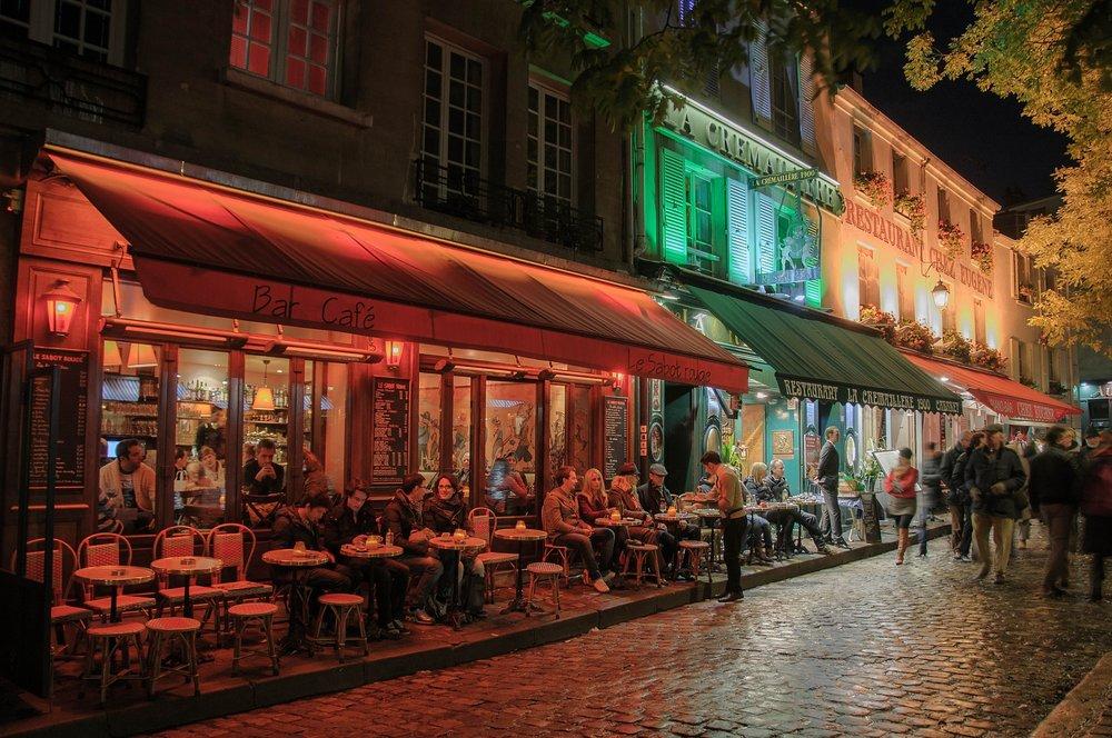 Paris! - Je suis vraiment enthousiaste! That means,