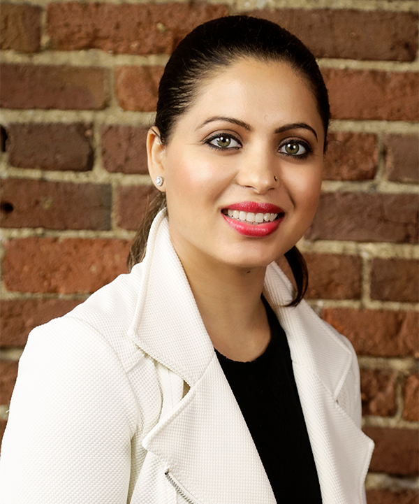 Ren Chandi  Executive Vice President