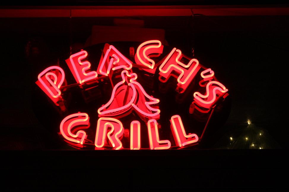 Peach's Grill