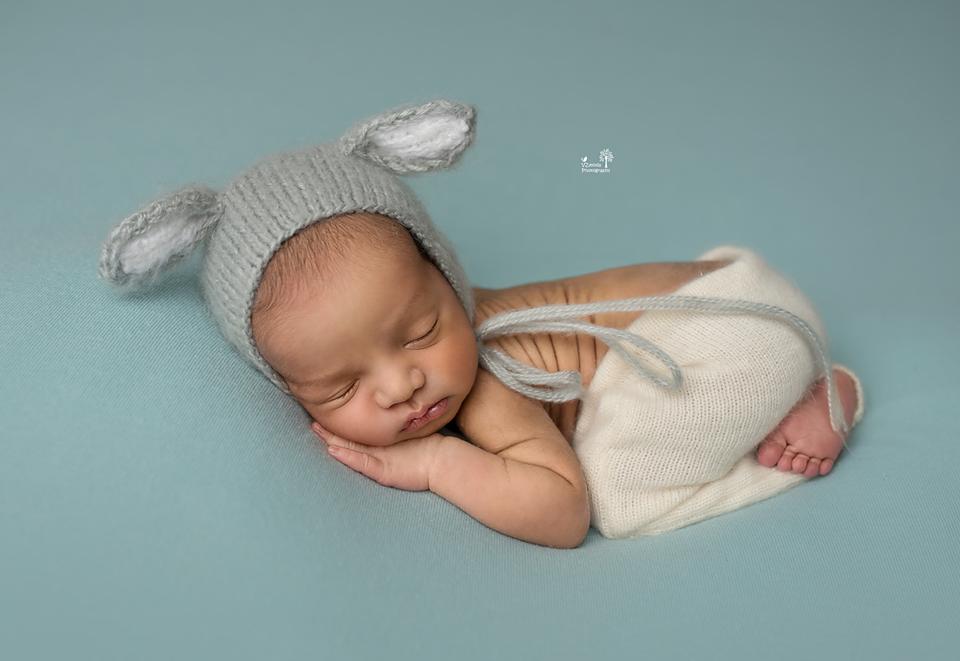 baby bunny newborn