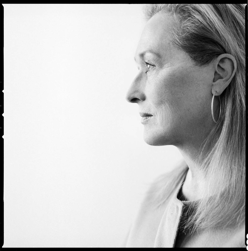 Meryl Streep, Academy Award-winning actor