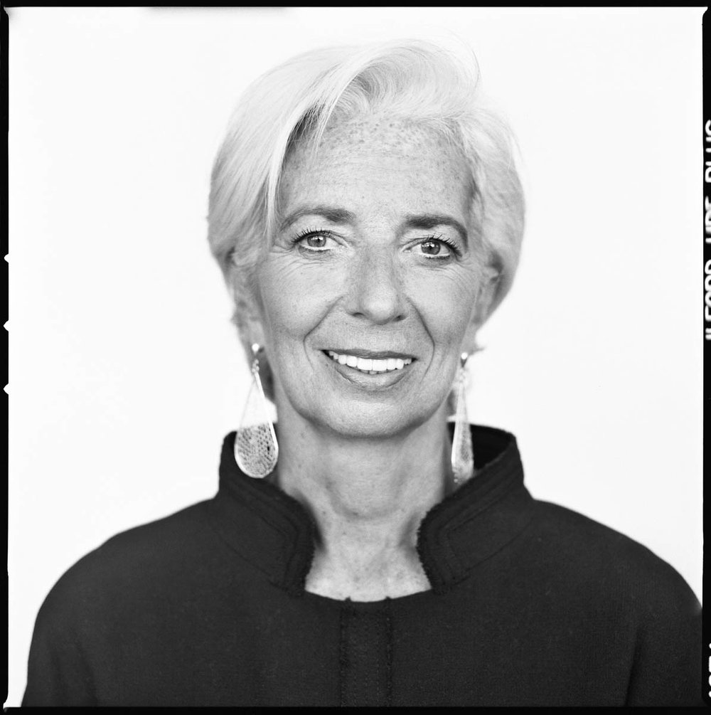 Christine Lagarde, Managing director, the International Monetary Fund