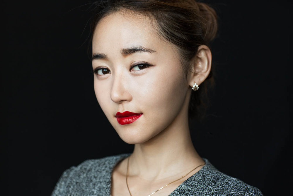 Yeonmi Park, North Korean human rights activist