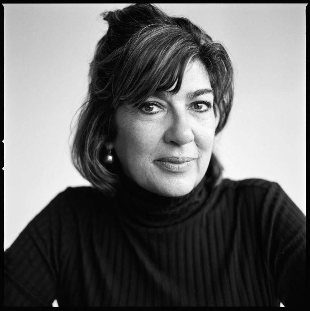 Christiane Amanpour, Chief international correspondent, CNN