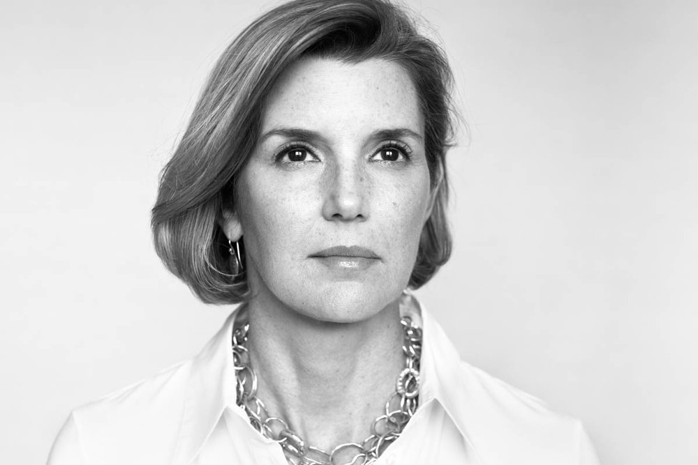Sallie Krawcheck, Financial advisor for women, CEO and co-founder of Ellevest