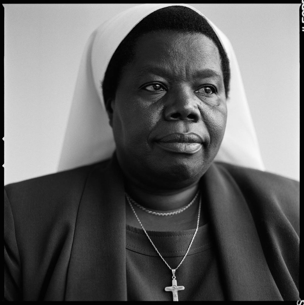 Sister Rosemary Nyirumbe, Director, Saint Monica Girls' Tailoring School