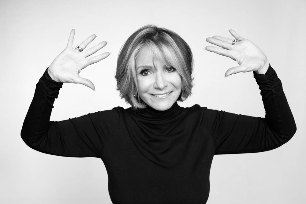 Sheila Nevins, Television producer and president, HBO Documentary Films