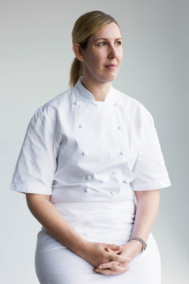 Clare Smyth, First female British chef to hold and retain three Michelin stars