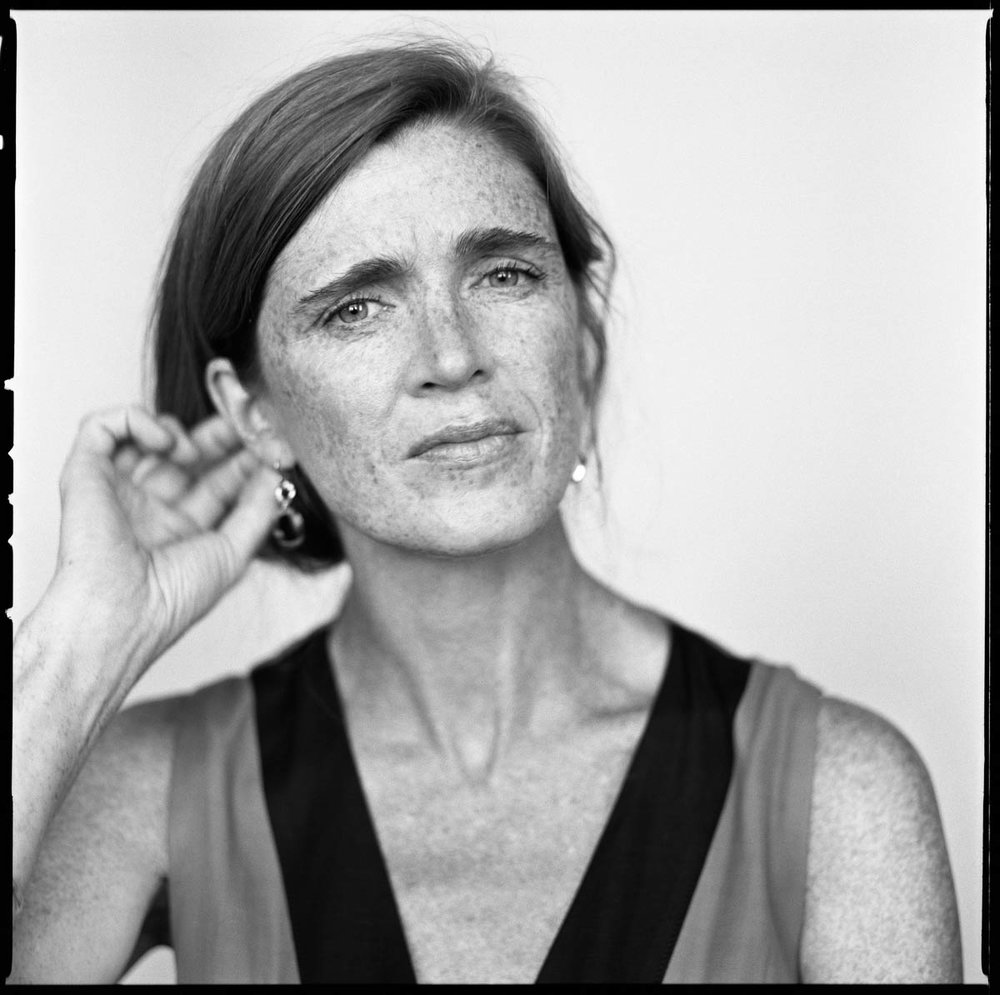Samantha Power, former United States ambassador to the United Nations