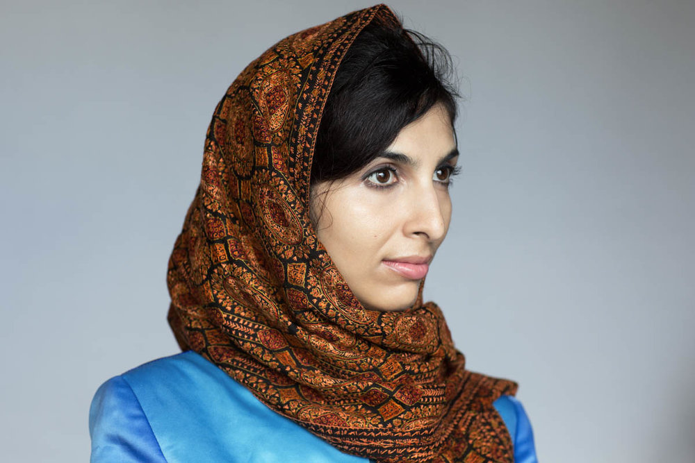 Roya Mahboob, Technology entrepreneur and co-founder, Digital Citizen Fund