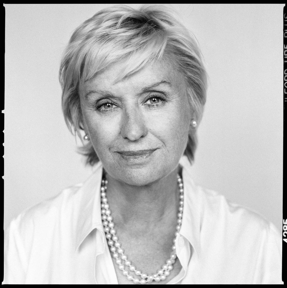 Tina Brown, Founder of Women in the World, editor and author