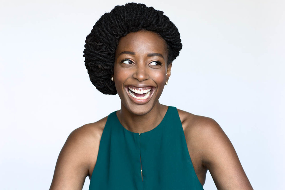 Franchesca Ramsey, writer, actor and YouTube star