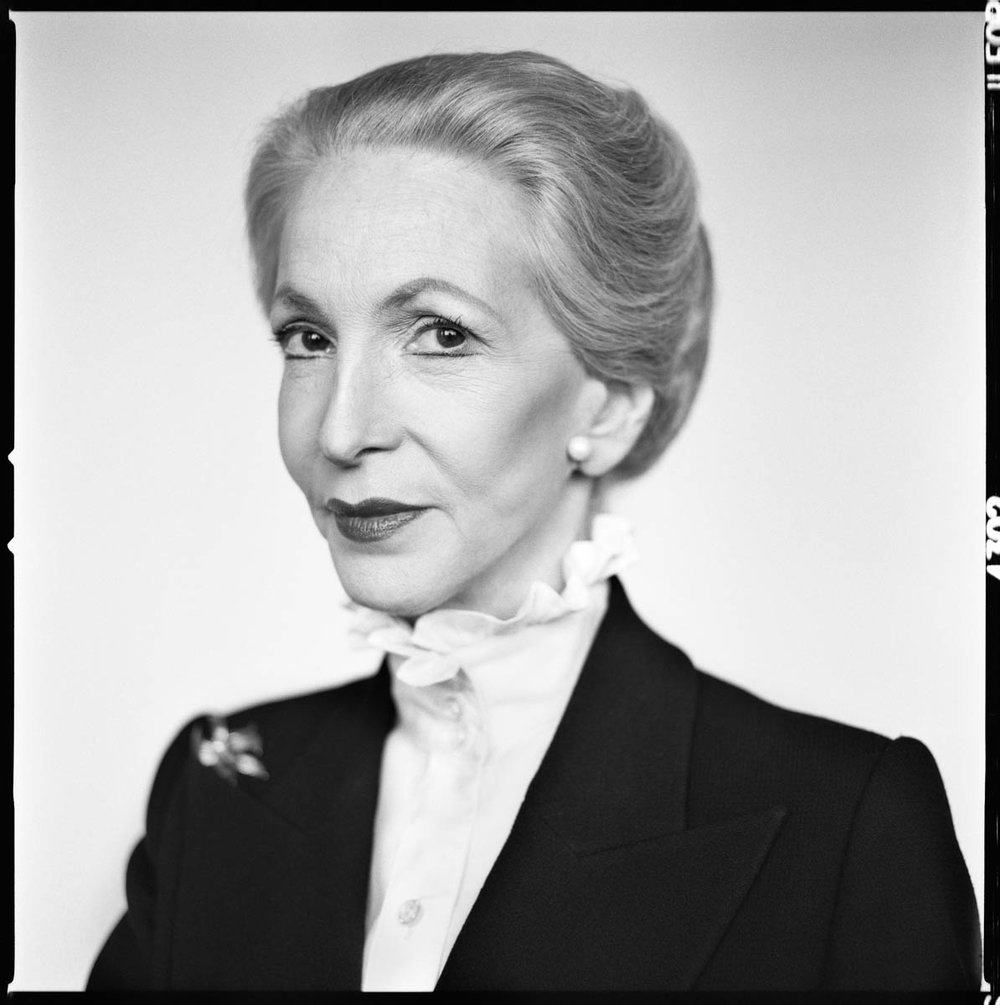 Lady Barbara Judge, lawyer, businesswoman and first female chair of the Institute of Directors